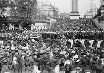 Roger-Viollet | 926321 | London - Funeral of King Edward VII | © Maurice-Louis Branger / Roger-Viollet