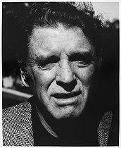 Roger-Viollet   934693   Burt Lancaster (1913-1994), American actor and director. Deauville, 1979.   © Bruno de Monès / Roger-Viollet