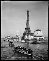 Roger-Viollet | 945558 | 1900 World Fair in Paris | © Neurdein frères / Roger-Viollet