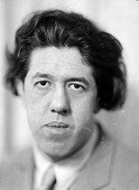 Roger-Viollet | 948614 | Michel Simon (1895-1975), Swiss actor. France, circa 1930. | © Henri Martinie / Roger-Viollet