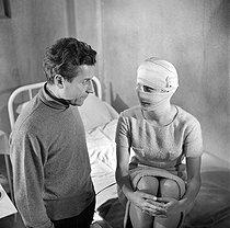 Roger-Viollet | 952712 | Les Yeux sans visage | © Alain Adler / Roger-Viollet