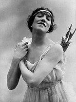 Roger-Viollet | 955746 | Carlotta Zambelli (1877-1968), Italian dancer. | © Roger-Viollet / Roger-Viollet
