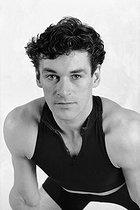 Roger-Viollet | 959491 | Patrick Dupond, French ballet dancer, 1989. | © Colette Masson / Roger-Viollet