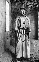 Roger-Viollet | 992033 | Charles de Foucauld (1858-1916), explorateur et religieux français, au Maroc. | © Roger-Viollet / Roger-Viollet