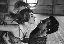 Roger-Viollet | 1024740 | Claude Bessy and Yvan Algorof. Opera of Paris, May 7, 1958. | © Bernard Lipnitzki / Roger-Viollet