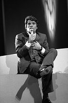 Roger-Viollet | 1025597 | Bernard Tapie (born in 1943), French politician and businessman, April 1990. | © Roger-Viollet / Roger-Viollet