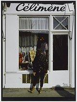 Roger-Viollet | 1028182 |  Célimène , 148 avenue Ledru-Rollin. Paris (XIth arrondissement), 1981. Photograph by Felipe Ferré. Paris, musée Carnavalet. | © Felipe Ferré / Musée Carnavalet / Roger-Viollet