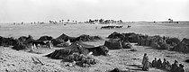 Roger-Viollet | 1030224 | Tuareg camp in the Sahara desert. Algeria, circa 1900. | © Léon & Lévy / Roger-Viollet