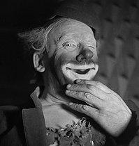 Roger-Viollet | 1030845 | Circus : clowns. France, circa 1935. | © Gaston Paris / Roger-Viollet