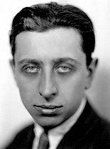 Roger-Viollet | 1032120 | Robert Desnos (1900-1945), French poet. France, 1927. | © Henri Martinie / Roger-Viollet