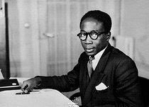 Roger-Viollet | 1047816 | Léopold Sedar Senghor (1906-2001), Senegalese statesman and writer, around 1930. | © Roger-Viollet / Roger-Viollet