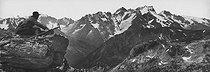Roger-Viollet | 1050128 | Oisans (Isère). Around 1900. | © Léon & Lévy / Roger-Viollet