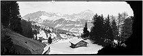 Roger-Viollet | 1064938 | Mountains | © Léon & Lévy / Roger-Viollet