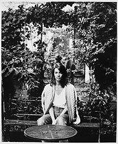 Roger-Viollet | 1068155 | Françoise Hardy (born in 1944), French singer-songwriter. Paris, 1978. | © Bruno de Monès / Roger-Viollet