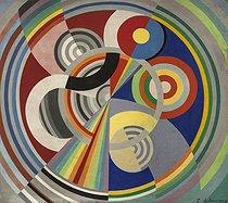 Roger-Viollet | 1068944 | Rythme n°1 | © Musée d'Art Moderne / Roger-Viollet