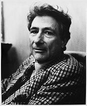 Roger-Viollet | 1070317 | Edward Wadie Saïd (1935-2003), Palestinian-born American literary theorist, critic and intellectual. Paris, décembre 1996. | © Bruno de Monès / Roger-Viollet