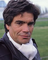 Roger-Viollet | 1084779 | Bernard Tapie (born in 1943), French businessman and politician, 1985. | © Jean-Régis Roustan / Roger-Viollet