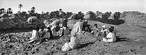 Roger-Viollet | 1085873 | Arab school in a Sahara oasis | © Léon & Lévy / Roger-Viollet