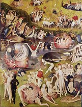Roger-Viollet | 1090048 | THE GARDEN OF EARTHLY DELIGHTS | © Roger-Viollet / Roger-Viollet