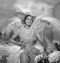 Roger-Viollet   1091531   Josephine Baker   © Gaston Paris / Roger-Viollet