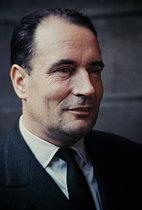 Roger-Viollet | 1381572 | François Mitterrand (1916-1996), French statesman. France, around 1970. | © Jean-Régis Roustan / Roger-Viollet