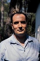 Roger-Viollet | 1382128 | François Mitterrand (1916-1996), French politician. France, 1965. | © Jean-Régis Roustan / Roger-Viollet