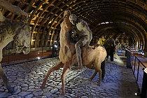 Roger-Viollet | 1383271 | Ousmane Sow (1935-2016).  The Battle of Little Bighorn  series. The end of a journey. Fortress of Mont-Dauphin (Hautes-Alpes, France), Centre des Monuments Nationaux, 2021. | © Béatrice Soulé / Roger-Viollet